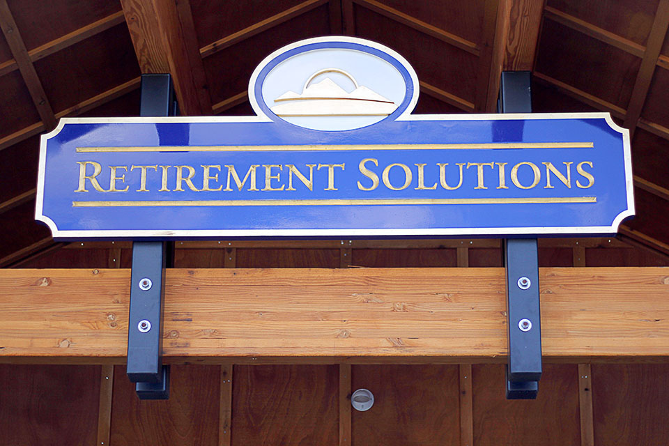 Retirement Solutions office building